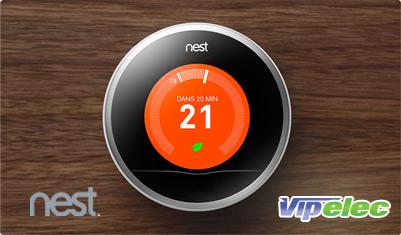 Installateur Nest Learning Thermostat en Branbant Wallon