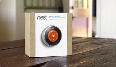 Acheter nest learning thermostat
