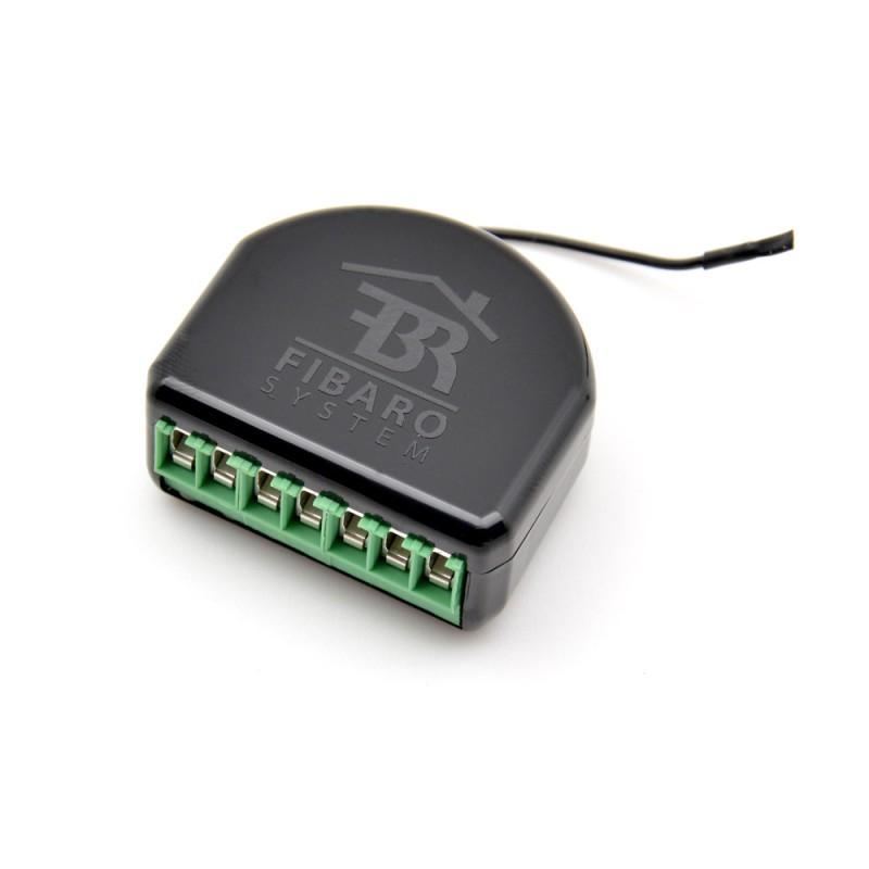 VIPelec est installateur des modules Double Relay Switch 2 FGS-222 Fibaro en Belgique, Wallonie et Bruxelles