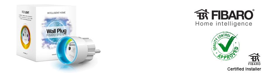 VIPelec est installateur des modules Wall Plug FGWPE-102 Fibaro en Belgique, Wallonie et Bruxelles