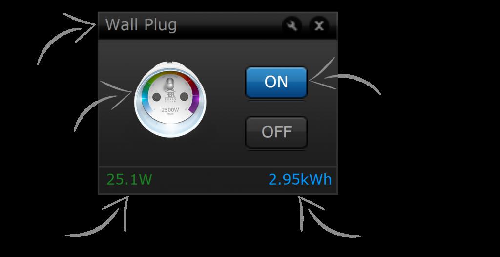 VIPelec installateur wall Plug domotique Fibaro